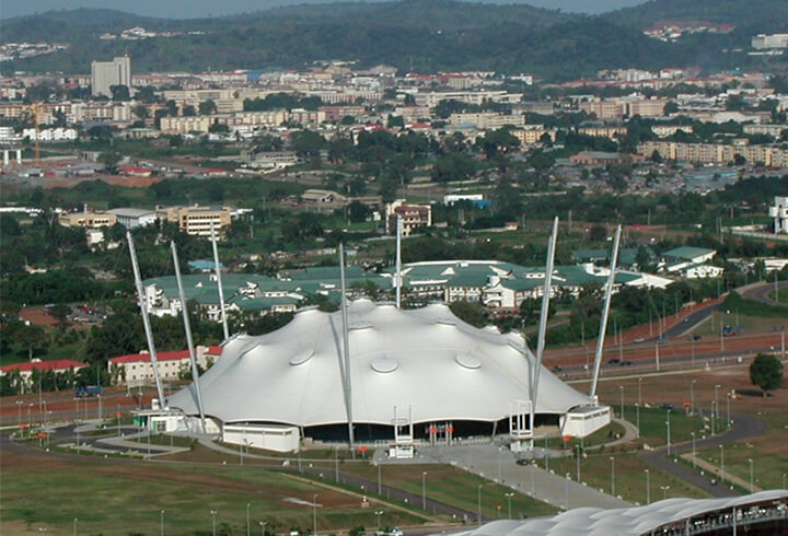 National Stadium Velodrome
